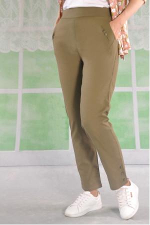 брюки 200 х/б олива